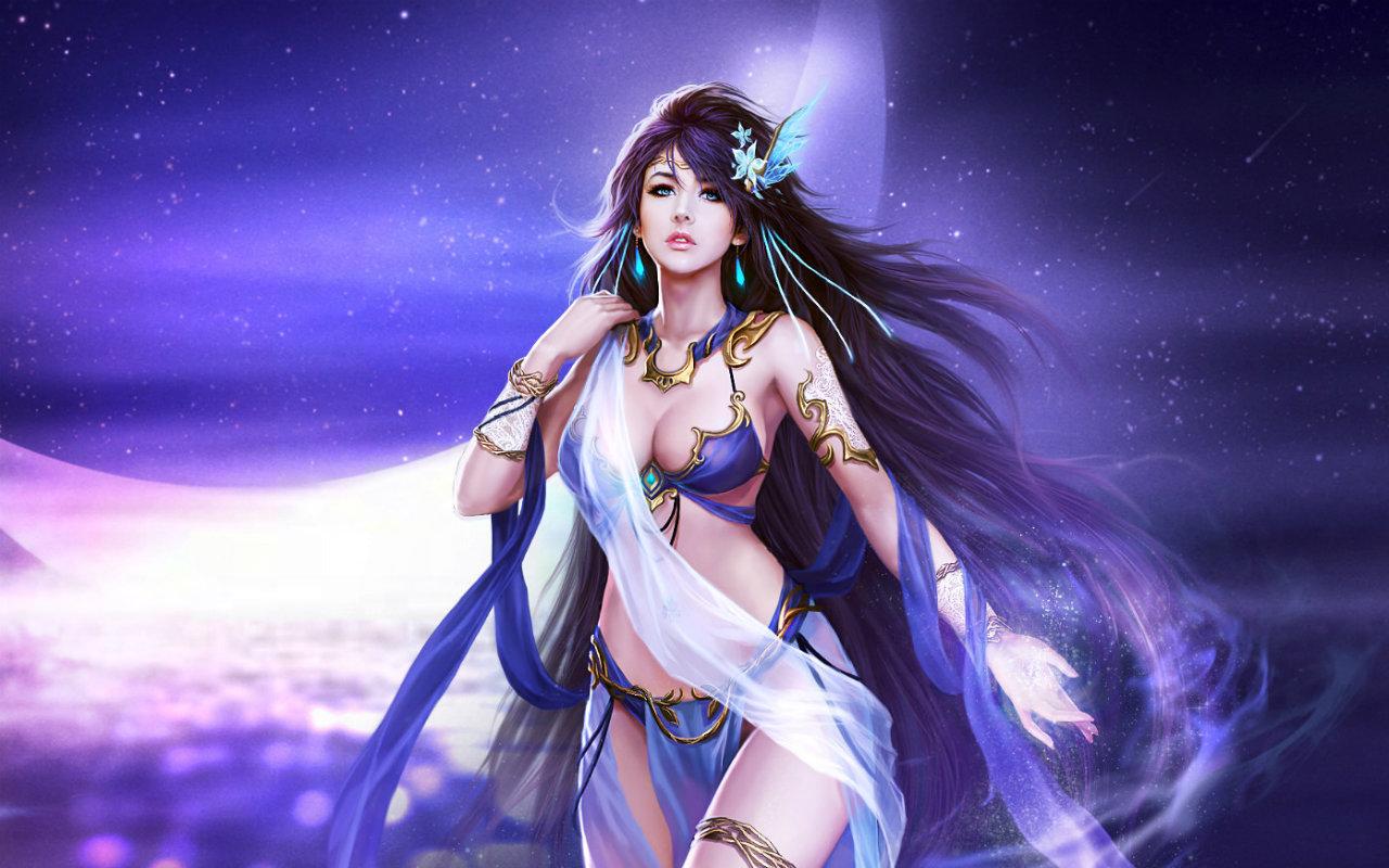 Free Hd Fantasy Nude 20
