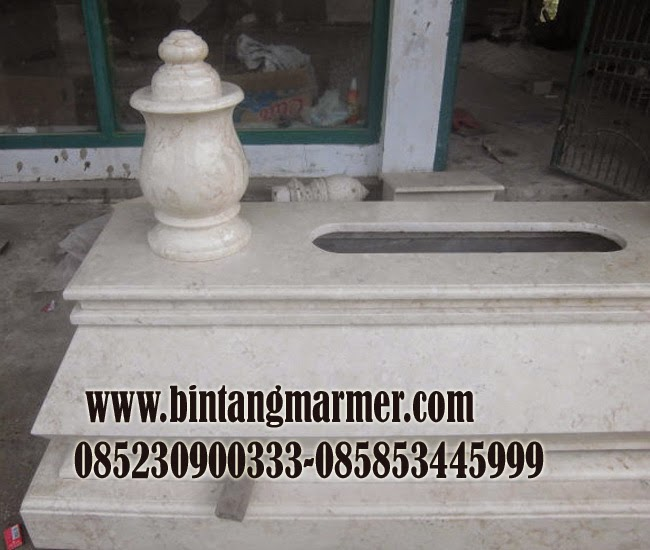 Harga Batu Nisan Makam Marmer