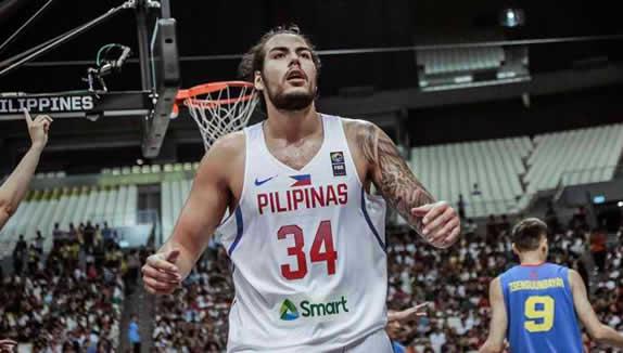 LIST: Leading scorers Team Pilipinas vs Iran 2019 FIBA World Cup Qualifiers Asia