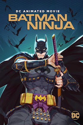 Batman Ninja (2018) Torrent
