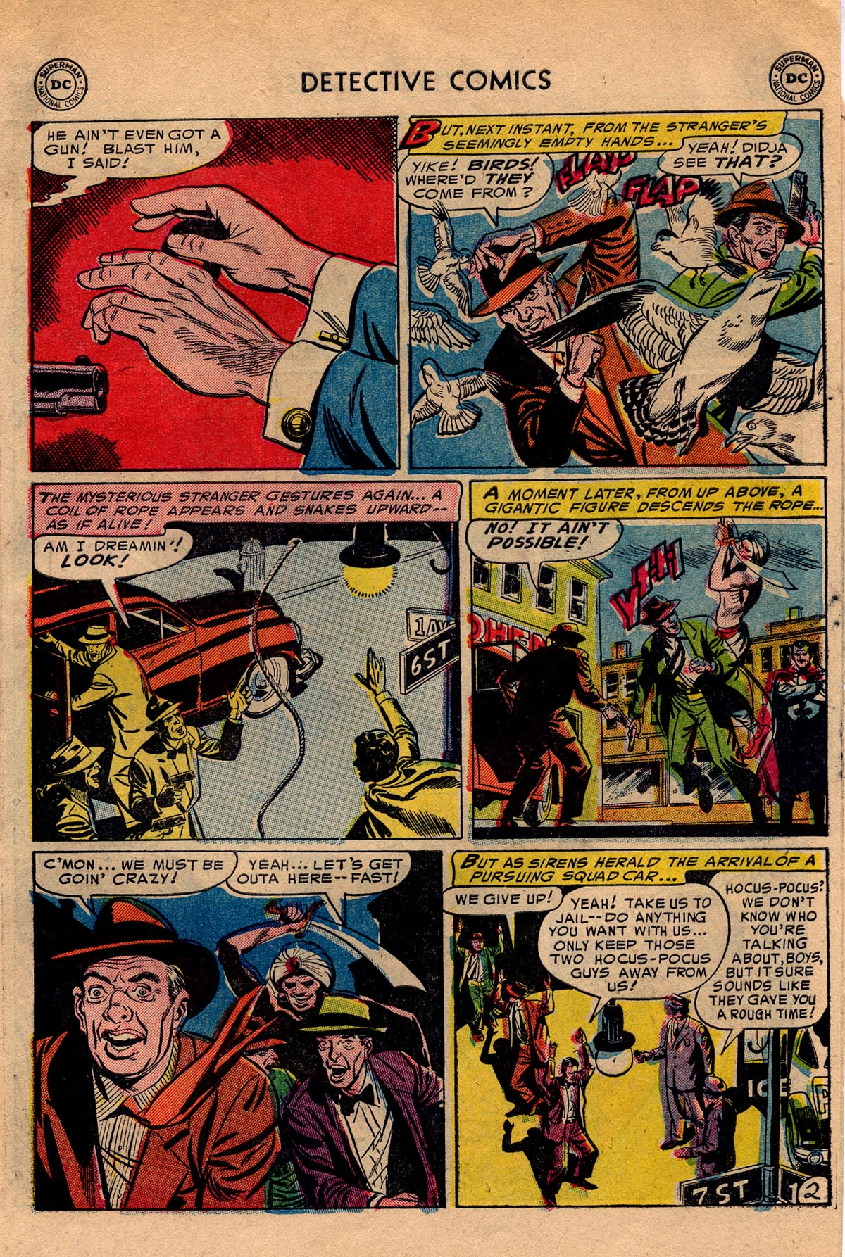Read online Detective Comics (1937) comic -  Issue #203 - 35
