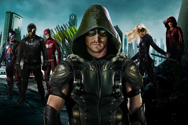 arrow season 5, arrow season show, arrow season 5 break the rules trailer