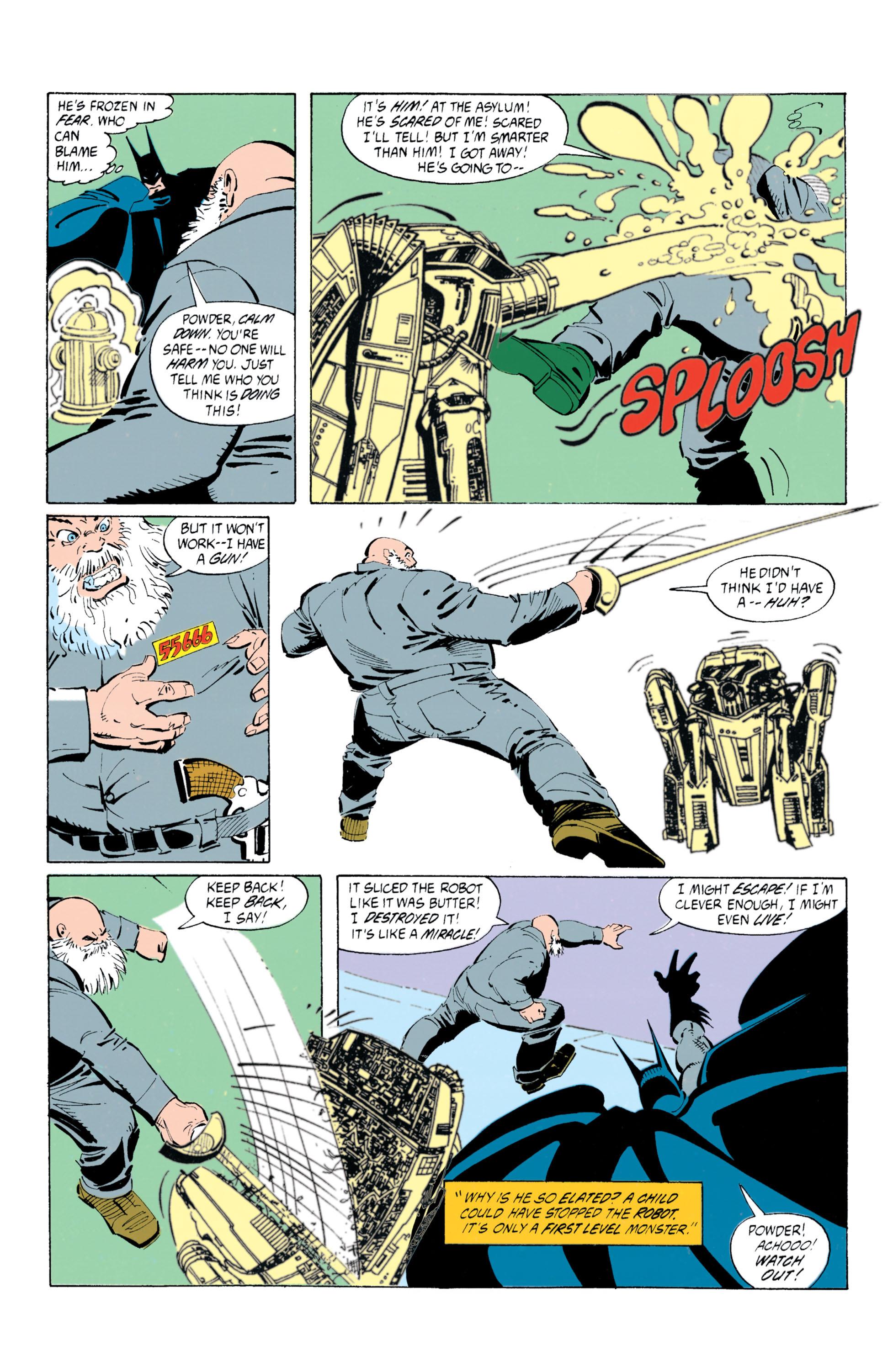 Detective Comics (1937) 635 Page 8