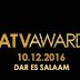 List ya Wasanii Wanaowania Tuzo za EATV Awards 2016 Hii Hapa.