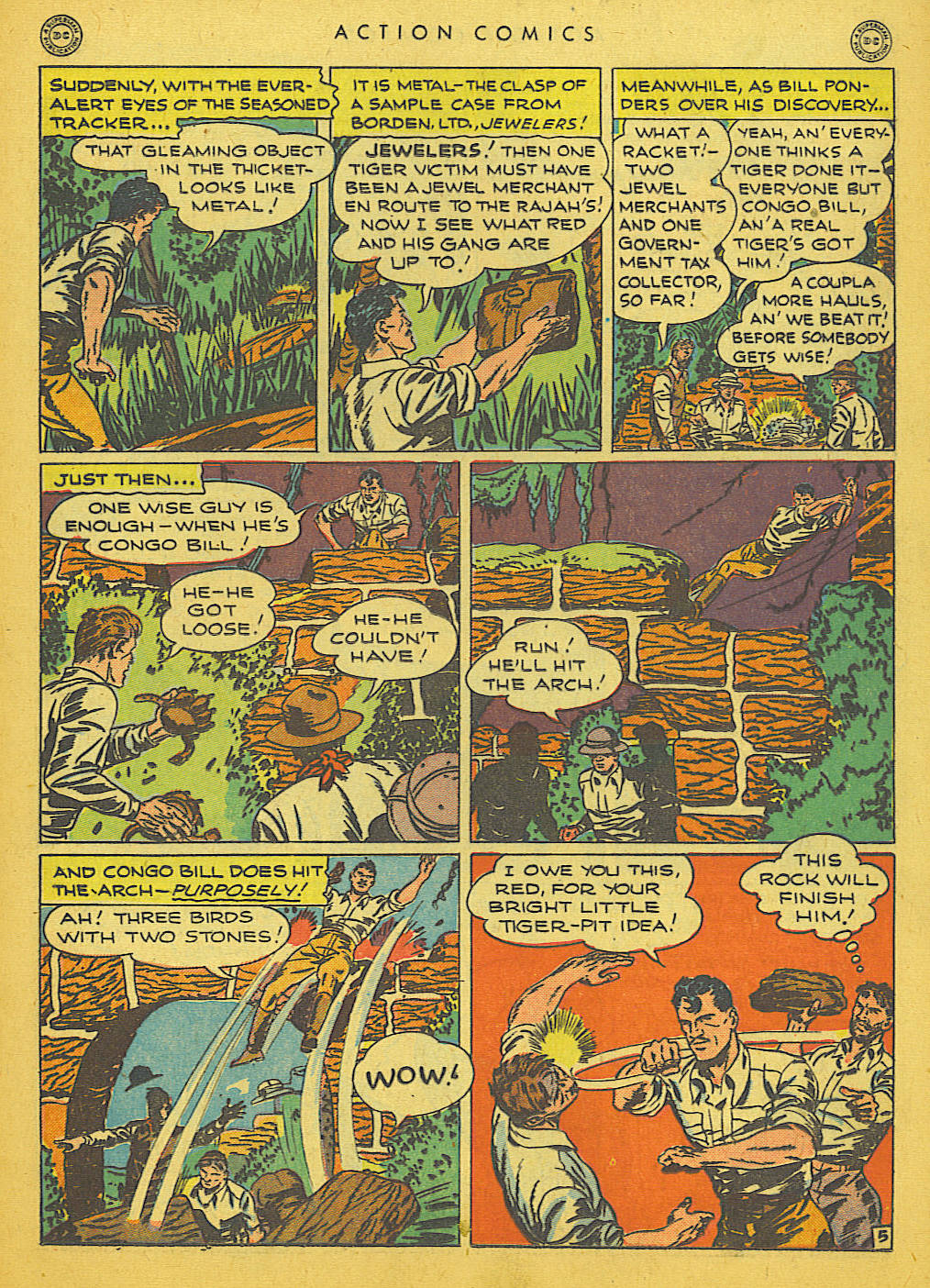 Read online Action Comics (1938) comic -  Issue #86 - 19