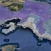 Έκτακτο Δελτίο - Χάρτης χιονοστρώσεων νομού Αττικής 29-30 Δεκεμβρίου 2016