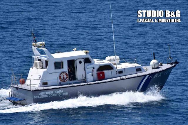 Πρόστιμο και κατάσχεση αλιευμάτων από το Λιμεναρχείο Ναυπλίου