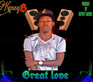 "[Music] Kenny B ""Great Love"""
