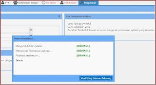 Update Aplikasi Dapodik Versi 4.0.3