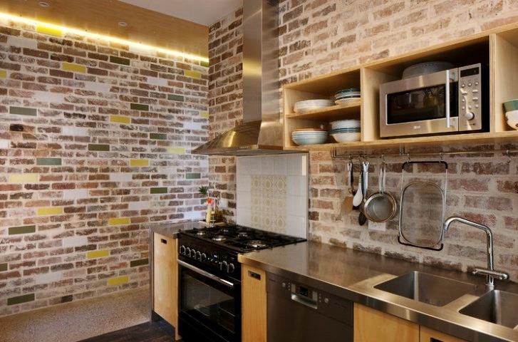 Top Baru 51 Wallpaper Dinding Dapur 3d