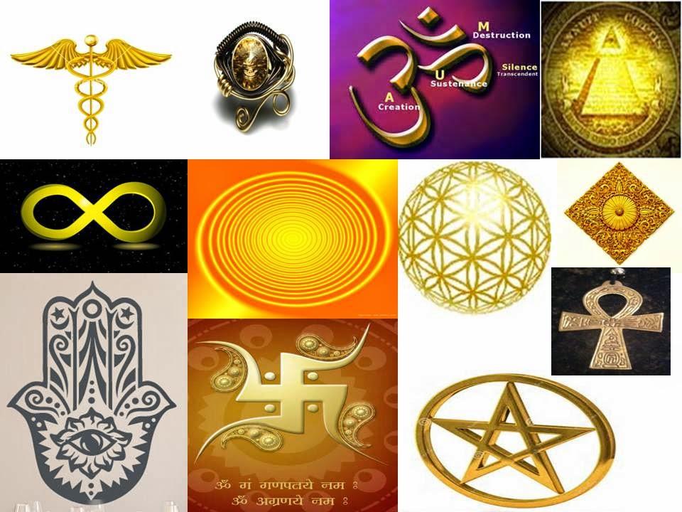 The Magic Practice: 13 Ancient Symbols