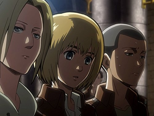 Attack on Titan: Junior High - Season 1 (English Audio)