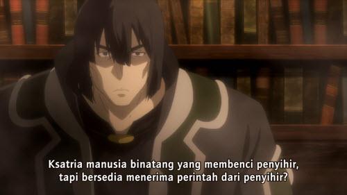 Zero kara Hajimeru Mahou no Sho 06 Subtitle Indonesia