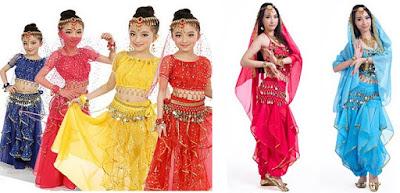 Cho thuê đồ múa Ấn Độ TPHCM