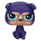 Littlest Pet Shop Large Playset Frowny McPugson (#91) Pet