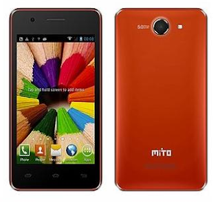 Cara Flash Firmware Mito Fantasy Mini A260 Mediatek