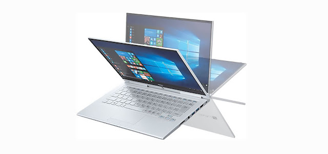 No lighter laptop on the market with 13.3 inches: NEC LaVie Hybrid Zero weighs 769 grams