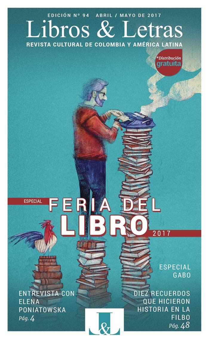 Revista Libros & Letras, edición 94