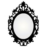 bahasa arab cermin