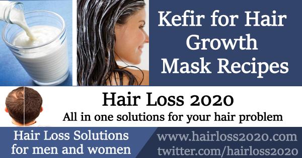 Kefir for Hair Growth: Recipes of Kefir Hair Masks at Home