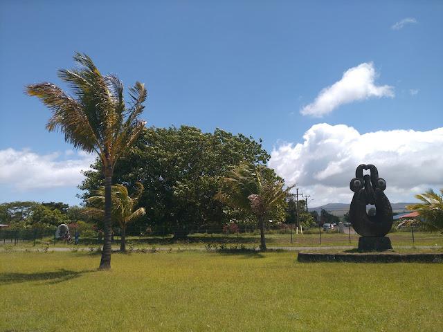 Aeropuerto de Hanga Roa, Isla de Pascua
