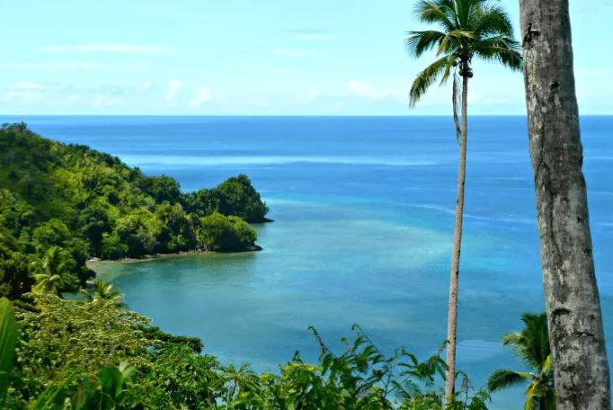 Pulau Sangihe Sulawesi