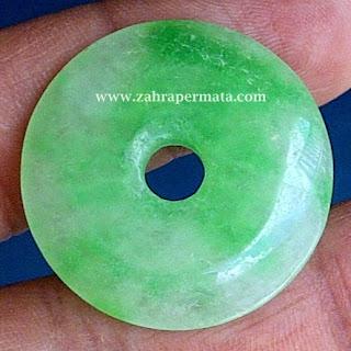 Batu Permata Giok Jadeite Jade - ZP 310