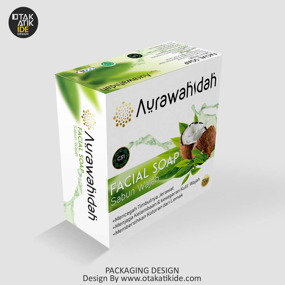 Desain Kemasan Pouch: Jasa Desain Packaging Produk Sabunjasa Desain Kemasan