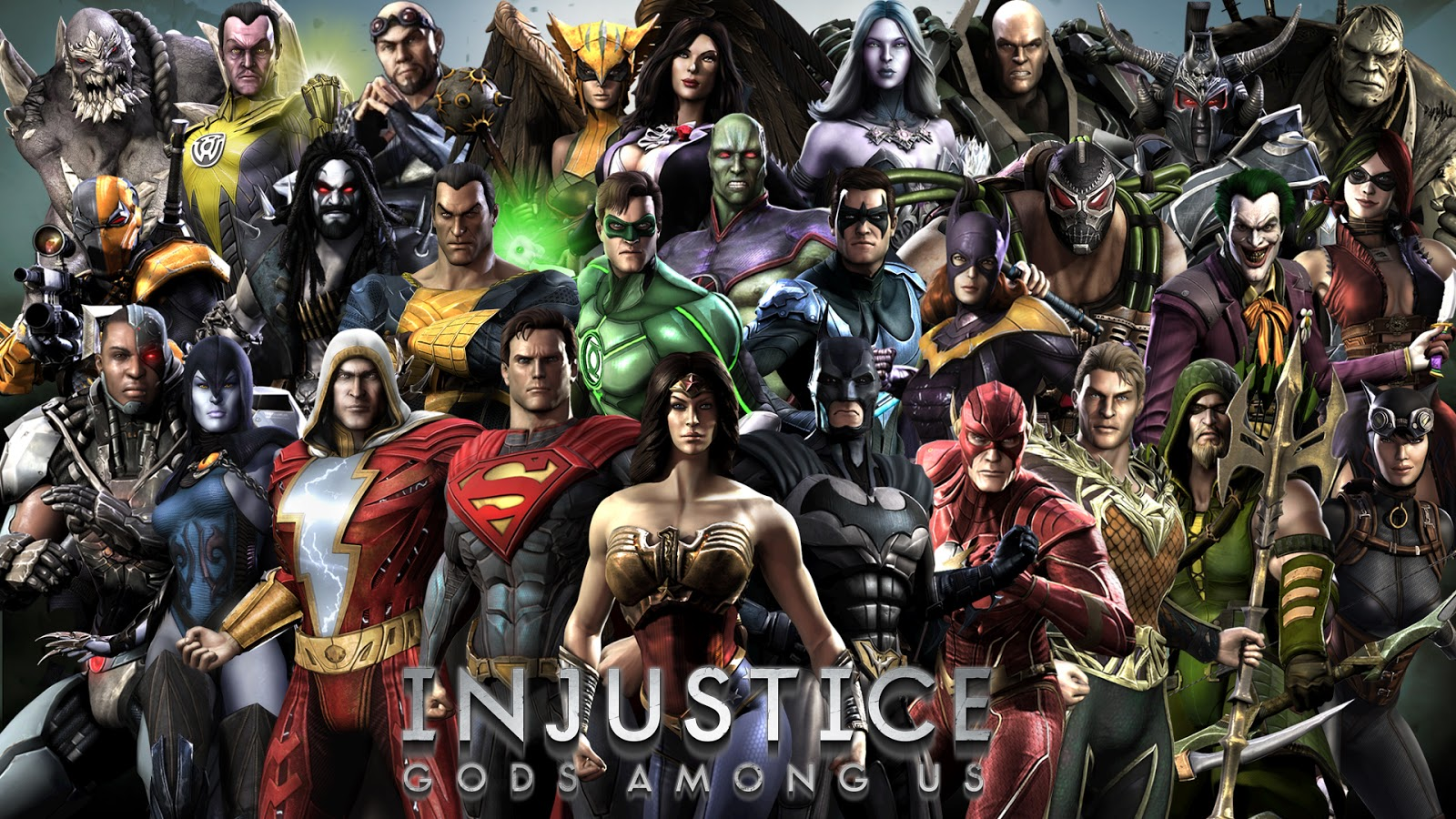 Injustice gods among us requirements the cryds daily injustice gods among us requirements voltagebd Images