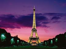 Paris Eiffel Tower Night