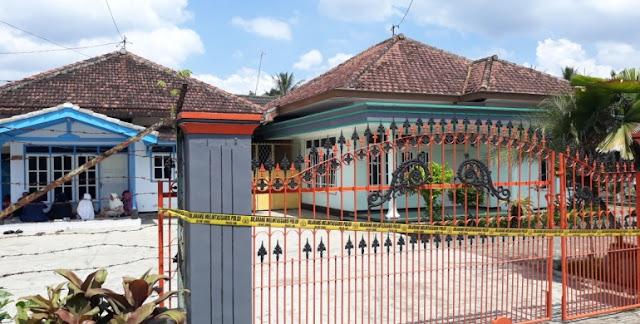Nenek Hj Siti Khotidjah Meninggal Setelah Di Gituin Oleh Rampok
