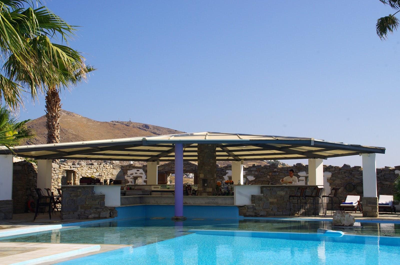 Astir of Paros Pool Bar