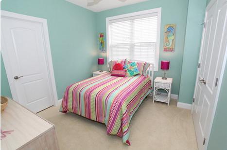 A mi manera colores bonitos para pintar una habitaci n - Como pintar mi cuarto ...