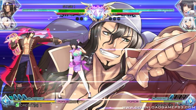 Blade Arcus From Shining EX - Download game PS3 PS4 RPCS3 PC