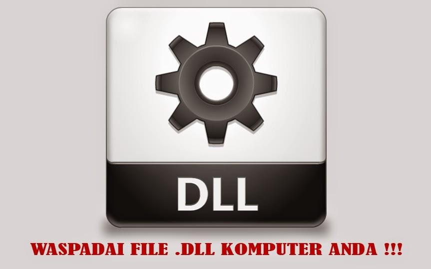 file .dll yang berbahaya