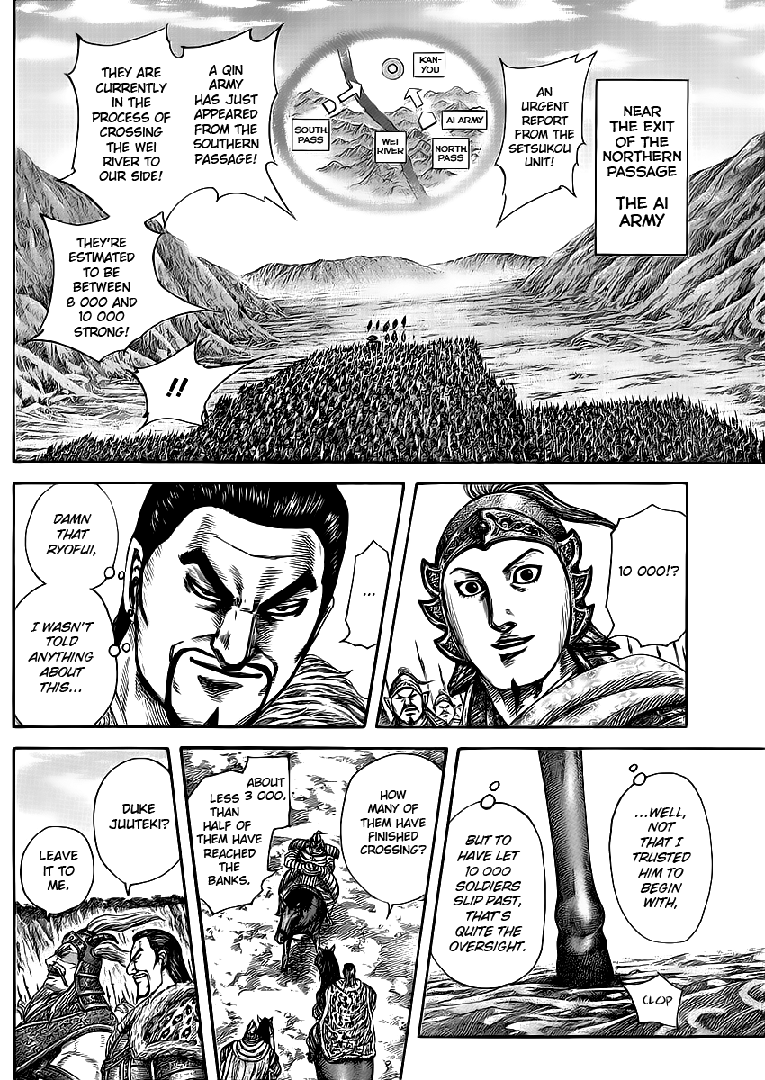 Kingdom - Chapter 420