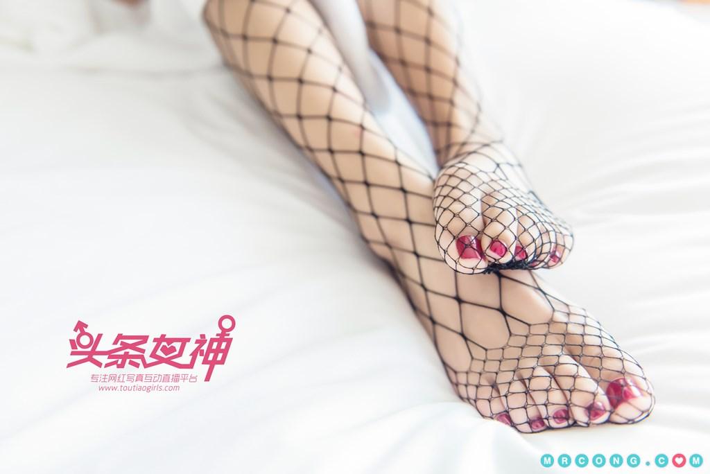 Image TouTiao-2017-10-05-Ru-Yi-MrCong.com-003 in post TouTiao 2017-10-05: Người mẫu Ru Yi (如意) (26 ảnh)