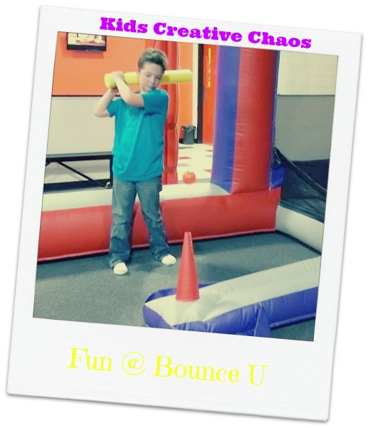 Rainy Day indoor Activities in Indiana: Bounce U in Fishers.