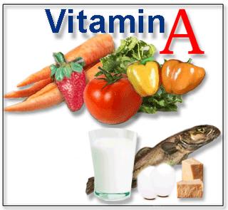 Vitamin A sabse zyada kisme hota hain?