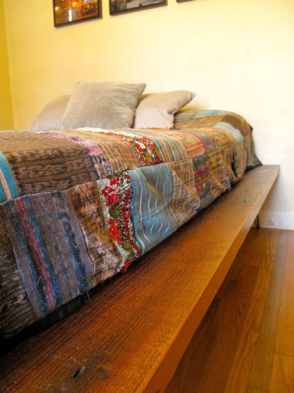 Arbor Exchange | Reclaimed Wood Furniture: Platform Bed ...