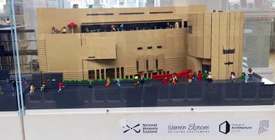 Museum of Scotland Building