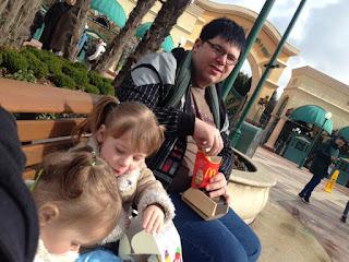 Walt Disney Studios outside Studio one.