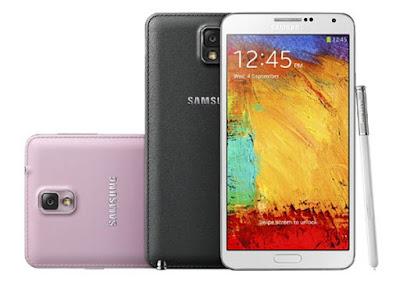Cara Flash Samsung Galaxy Note 3 SM-N900