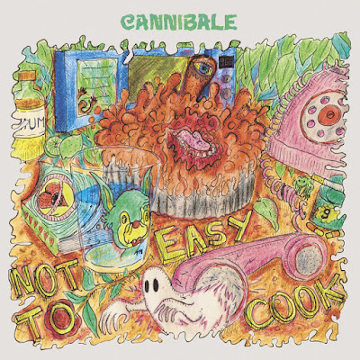 CANNIBALE – Not Easy to Cook