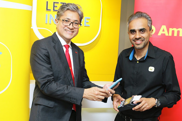 AmBank and Digi Partner to Lower Barriers for SMEs to Adopt e-payment