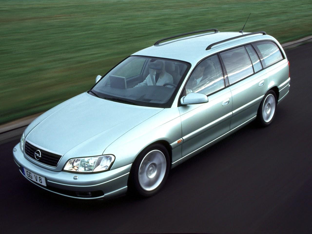 Opel Omega V8 Caravan