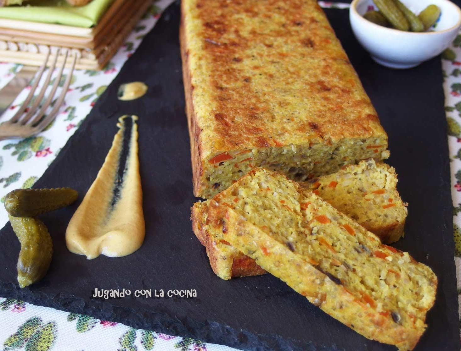Jugando con la cocina pastel de quinoa y lentejas coral for Cocinar quinoa negra