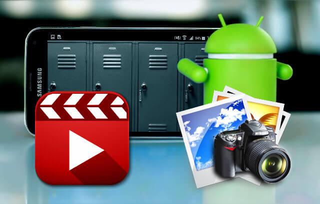 أفضل 4 برامج اخفاء التطبيقات والصوروالفيديووالملفات بدون روت للاندرويد