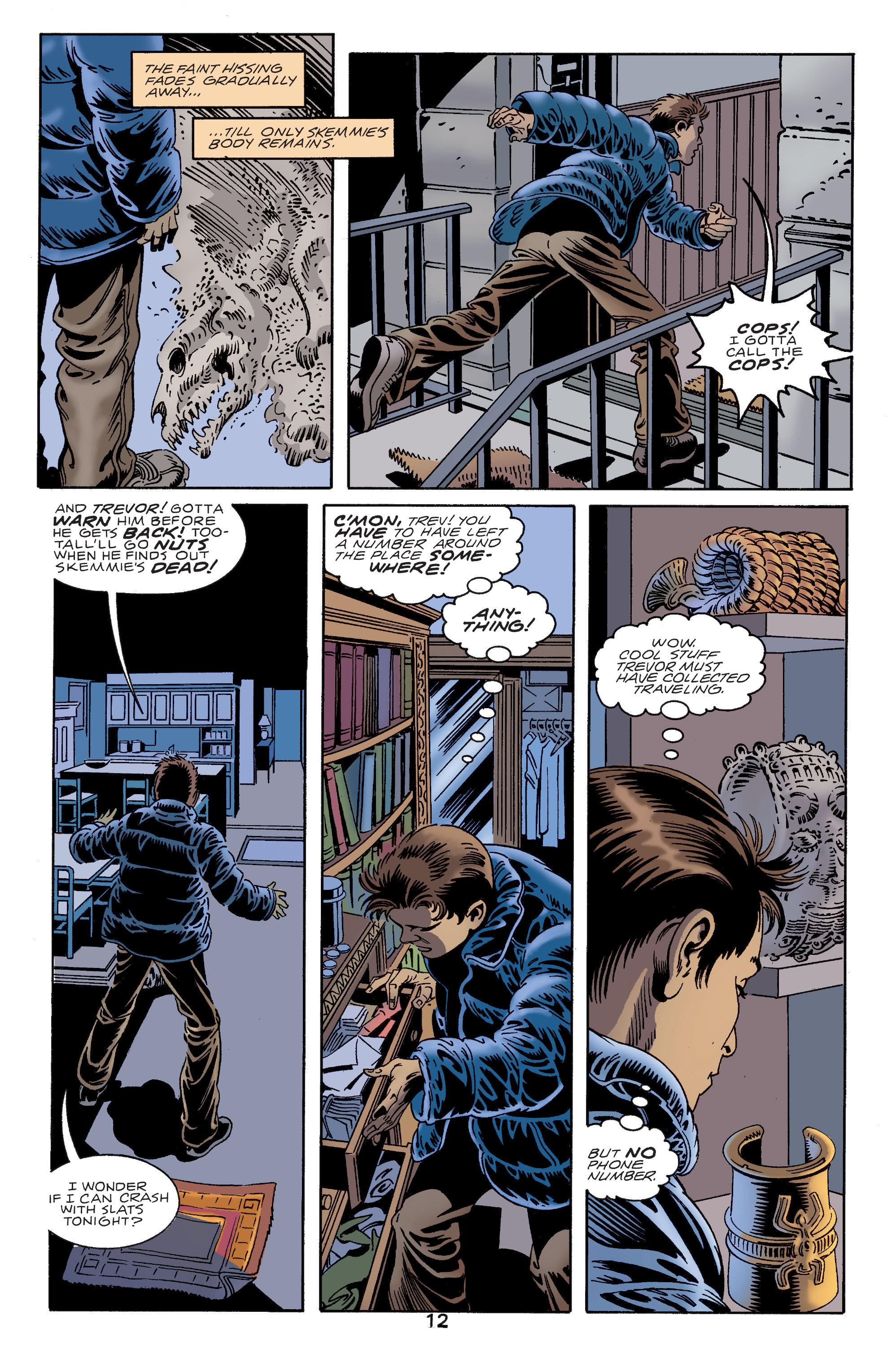 Read online Wonder Woman (1987) comic -  Issue #192 - 13
