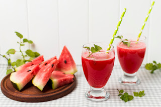 Nutrition and Benefits of Watermelon Fruit for Heal